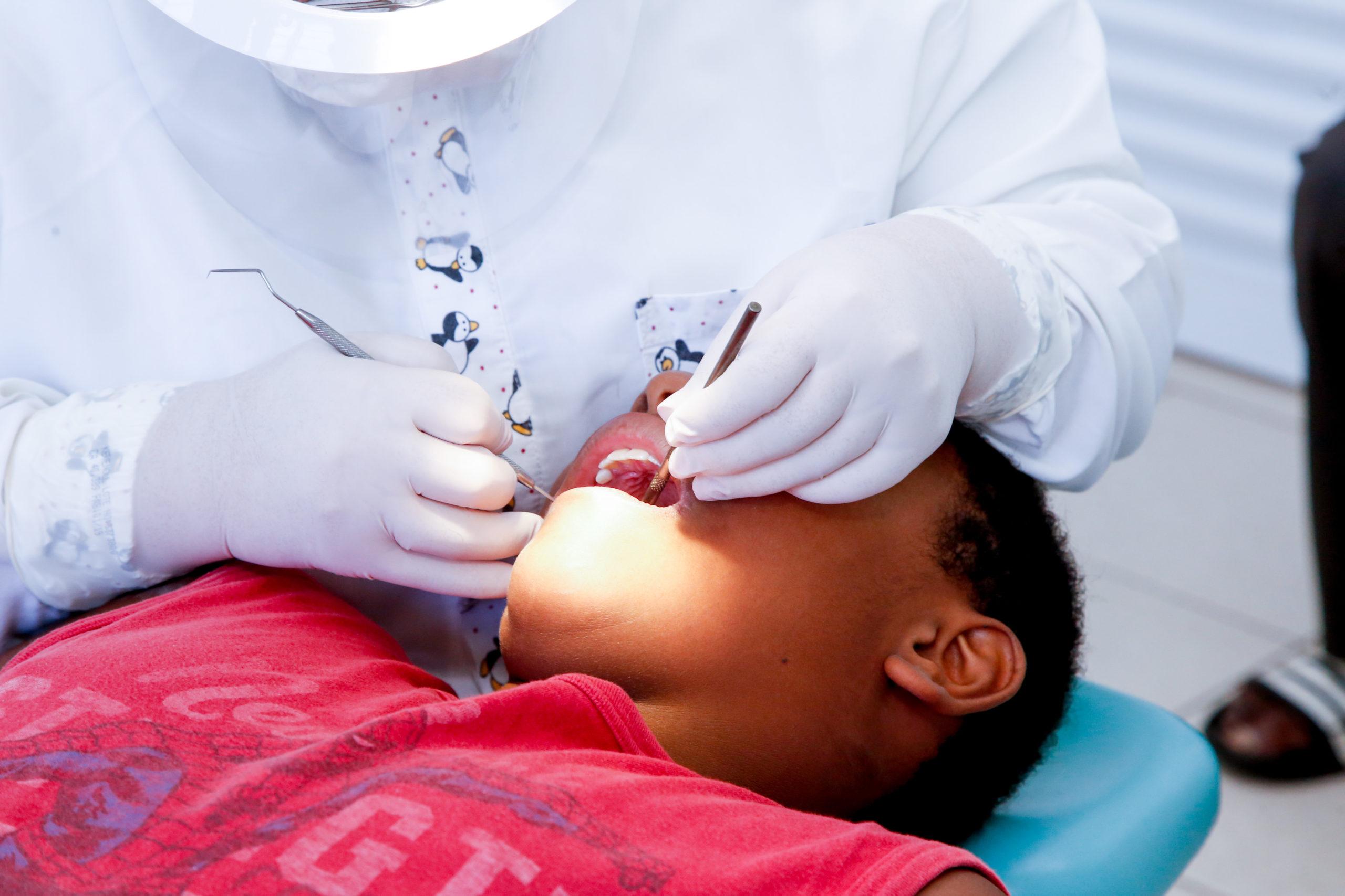 Maringá é premiada por programas na área da saúde bucal