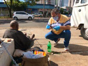 Maringá reforça atendimento a pessoas em situação de rua