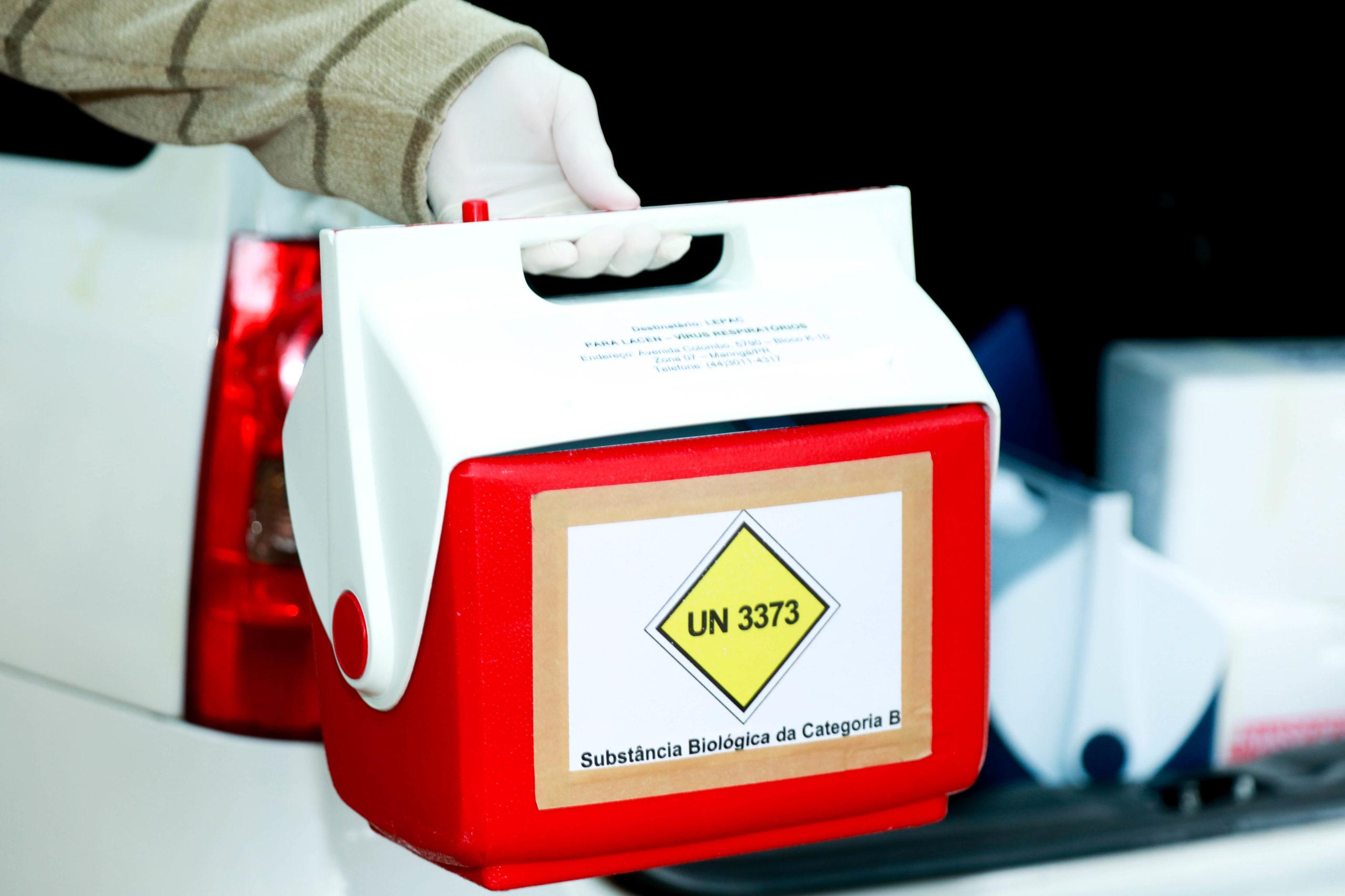 Combate ao coronavírus: prefeitura contrata empresa para transportar exames na cidade