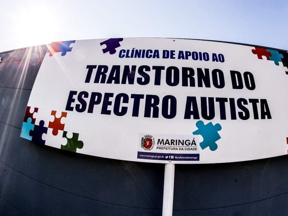 Pais de pessoas com autismo poderão usar vagas reservadas em Maringá