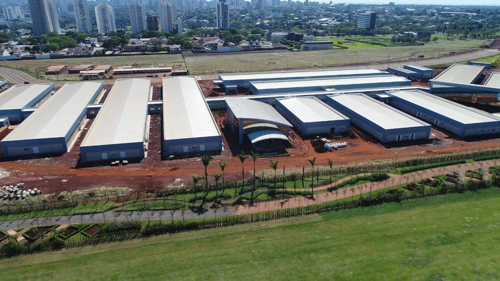 Obras do Hospital da Criança de Maringá seguem avançando