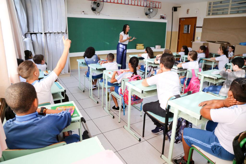Gestão investe mais de R$ 24 milhões na educação básica