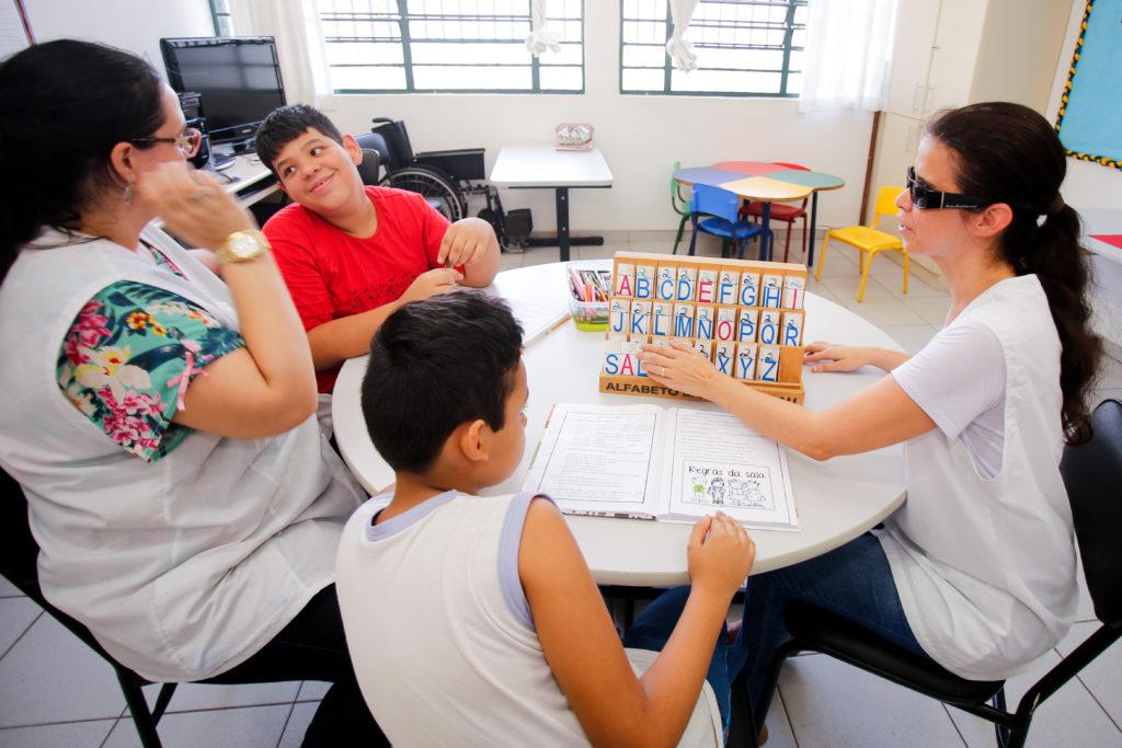 Prefeitura garante educação inclusiva para mais de 500 alunos