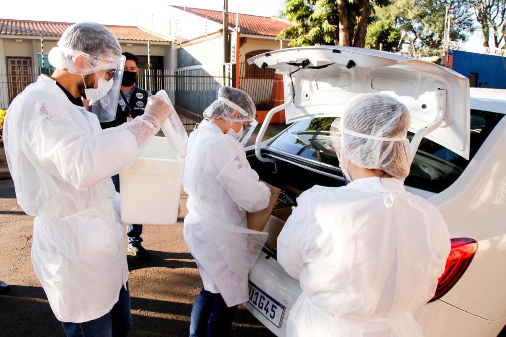 Universidades apresentam levantamento de casos de coronavírus em Maringá