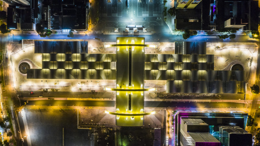 Terminal Urbano: R$ 56 milhões foram investidos na mobilidade urbana