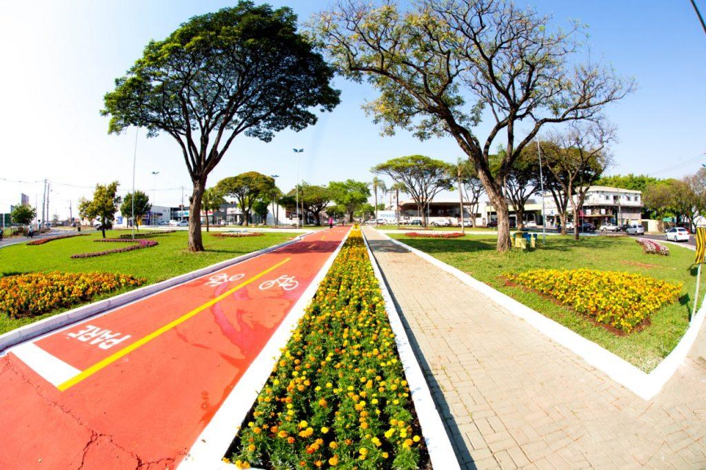 Praça Pioneiro Jacinto Ferreira Branco